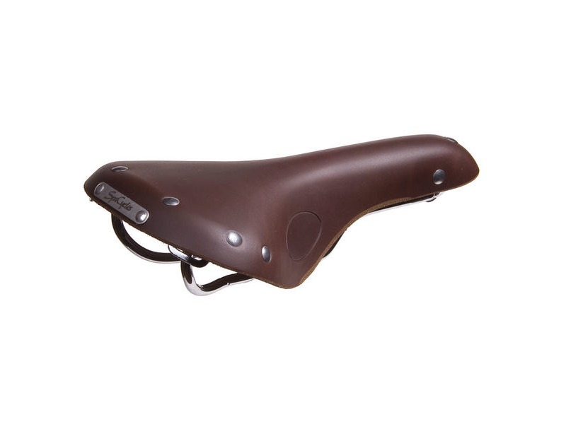 Spa Cycles Leather Saddles.