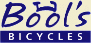 Bool's Cycles Logo
