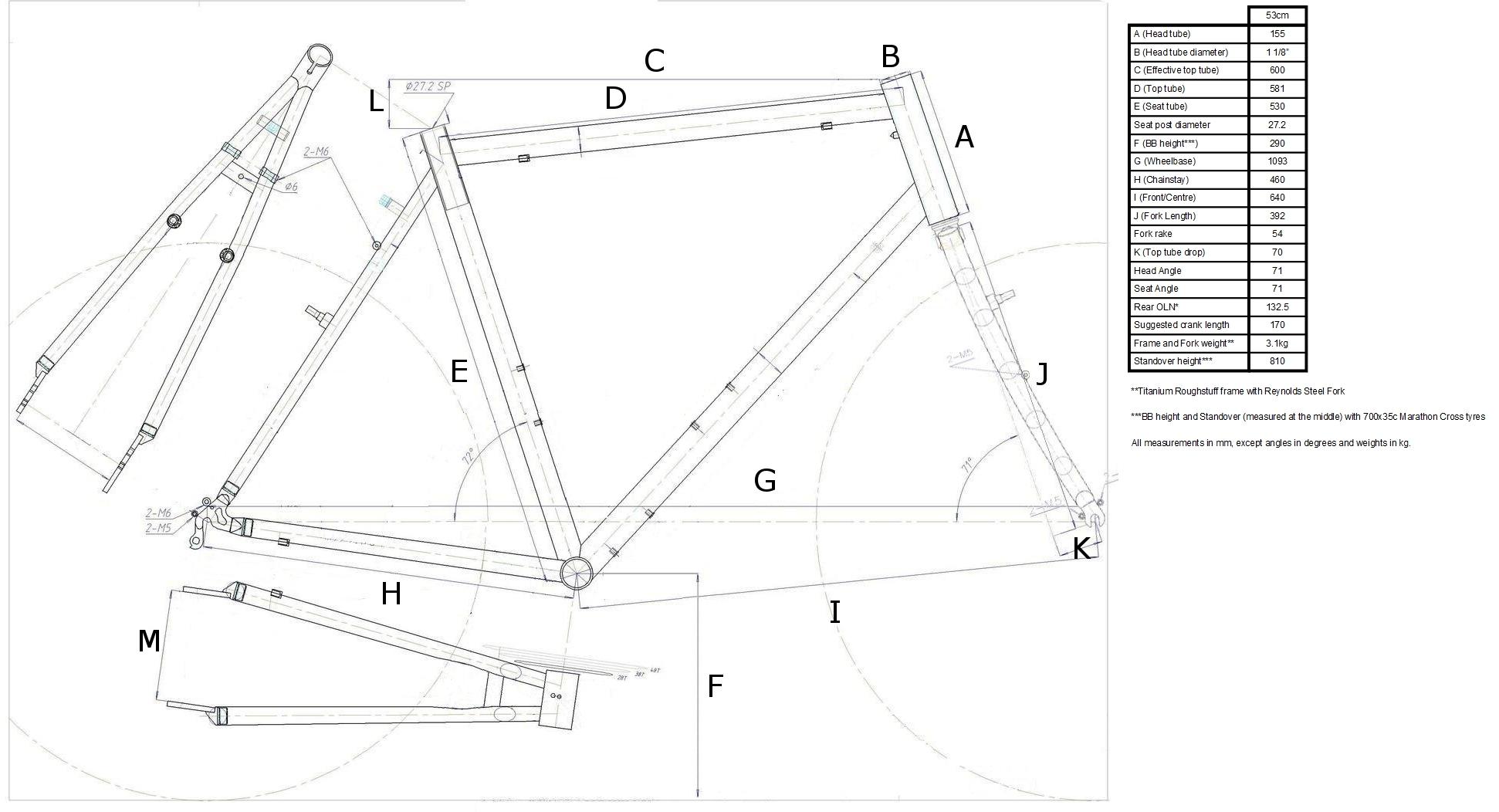 SPA CYCLES Ti Roughstuff    £1450.00    Bikes    Touring 8b82e96ca