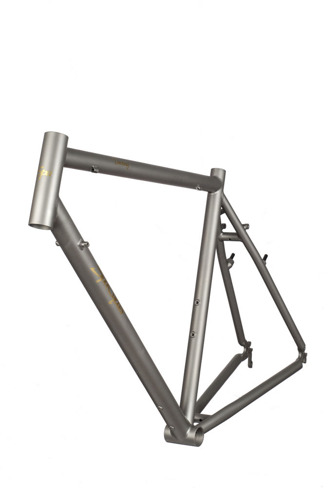 SPA CYCLES Ti Touring Frame and forks. :: £890.00 :: Parts ...