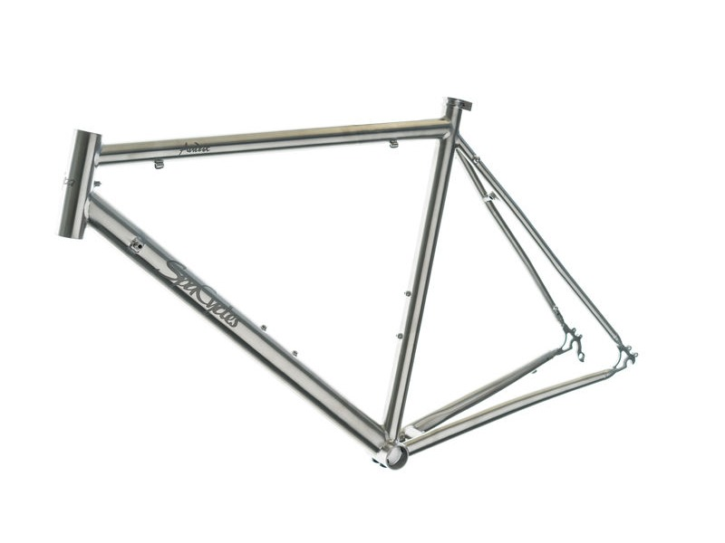 SPA CYCLES Titanium Audax Frame and Forks click to zoom image