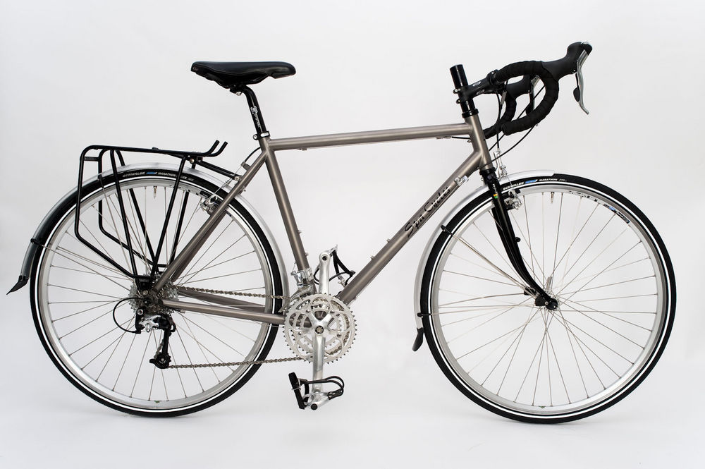 SPA CYCLES Ti Tourer :: £1580 00 :: Bikes :: Touring, Audax