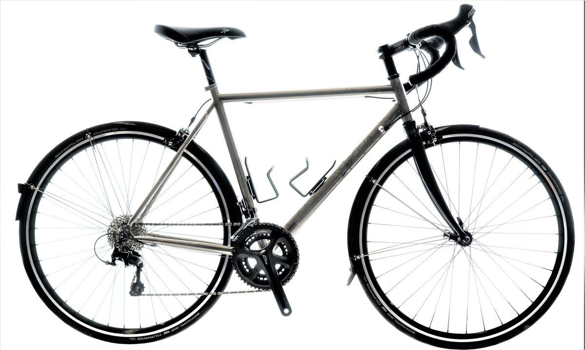 SPA CYCLES Titanium Audax (Shimano 105 Triple) :: £1550 00