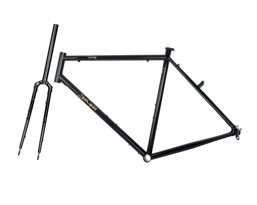 SPA CYCLES Steel Tourer Frame and forks. :: £375.00 :: Parts ...