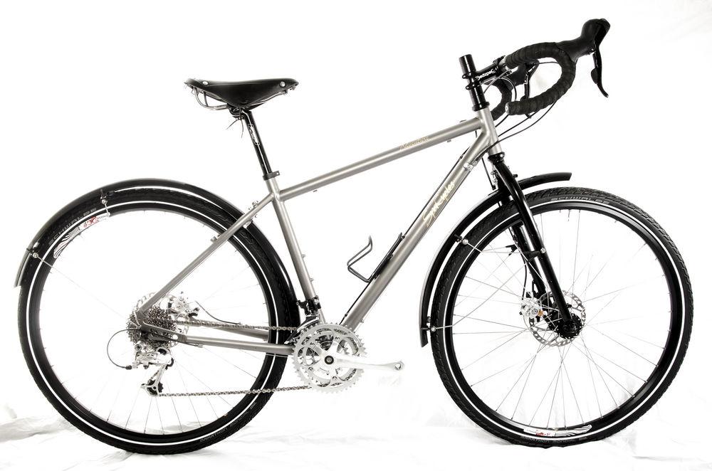 SPA CYCLES Ti Adventure (Drop Bar) :: £1500 00 :: Bikes