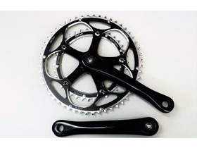SPA CYCLES RD-2 Double Chainset with Zicral Rings