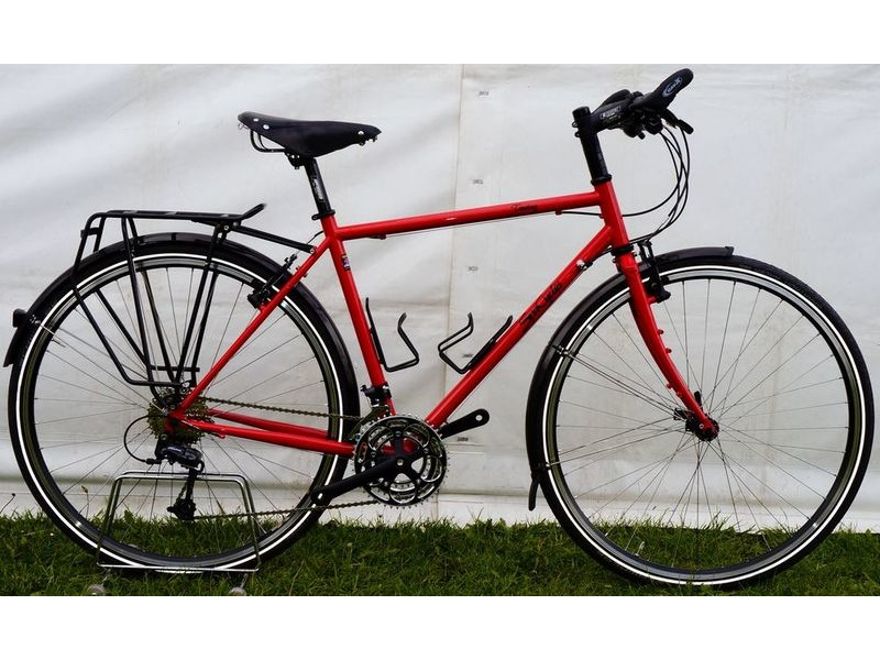 SPA CYCLES Steel Tourer Flat Bar (Ex-Demo) click to zoom image