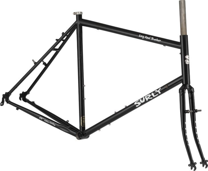 SURLY Long Haul Trucker Frame and Forks :: £425.00 :: Parts ...