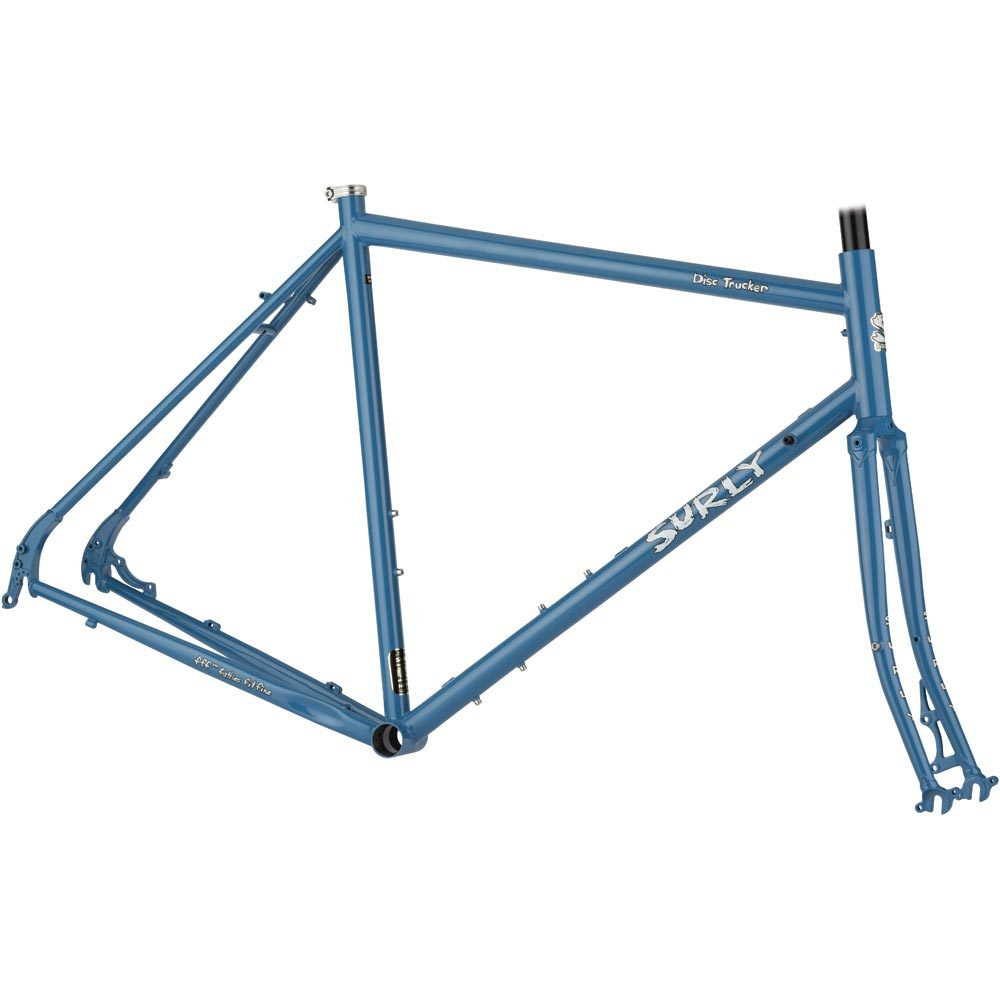 SURLY Disc Trucker Frame and Forks 2017 :: £450.00 :: Parts ...