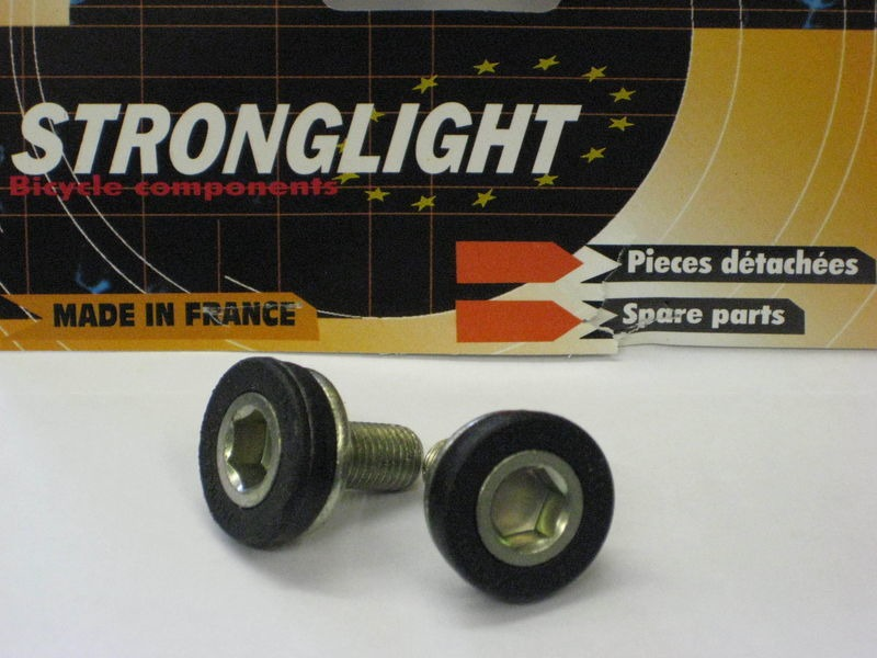 STRONGLIGHT Crank Bolts click to zoom image