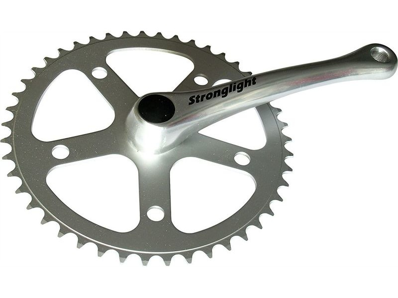 STRONGLIGHT ST55 Single Chainset click to zoom image
