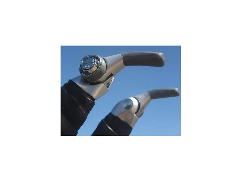 SHIMANO Ultegra SL-64 8spd Bar End Shifters click to zoom image