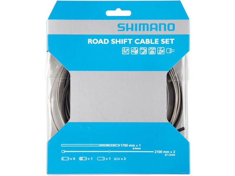 SHIMANO Road Shift Cable Set click to zoom image