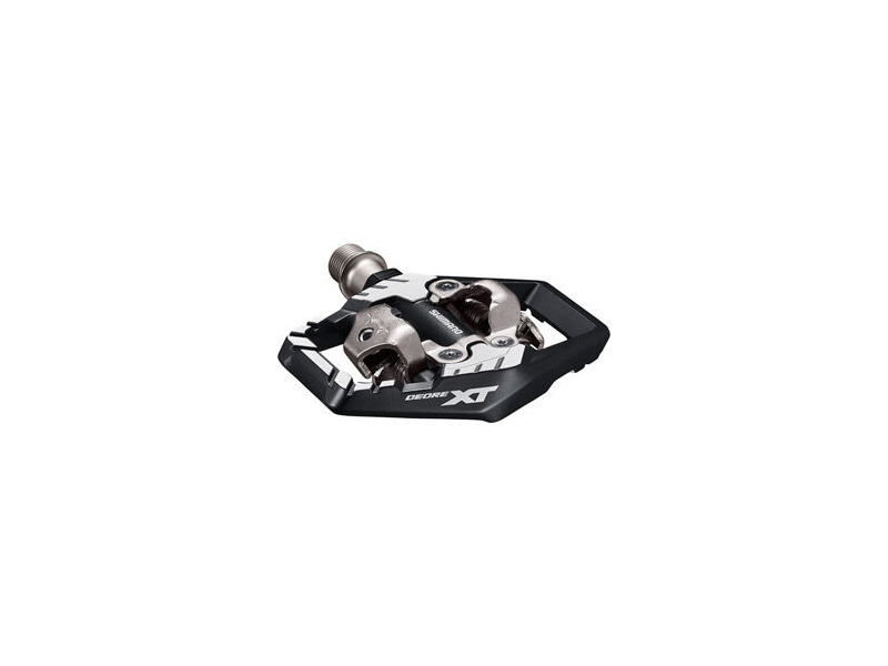 SHIMANO XT PD-M8120 Trail SPD Pedals click to zoom image