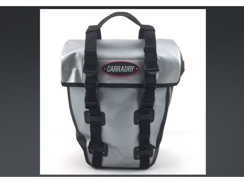 CARRADICE CarraDry Front Panniers click to zoom image