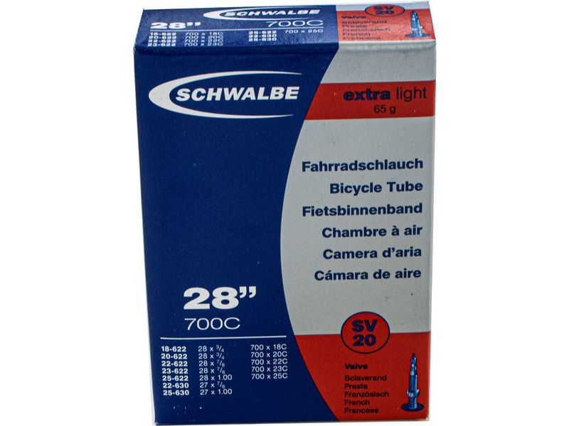 SCHWALBE Extra Light click to zoom image